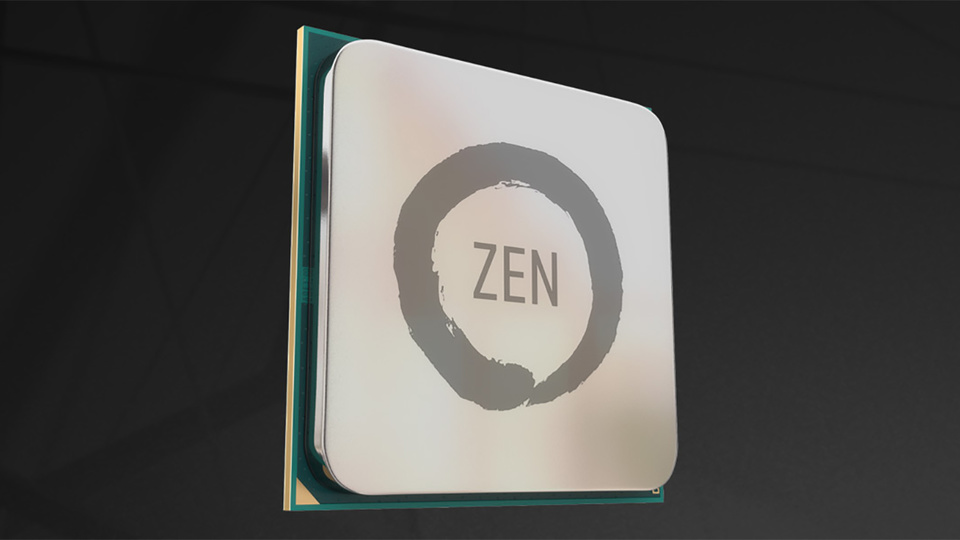 Zen Core Architecture