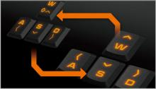 WASD & ARROW KEYS EXCHANGE