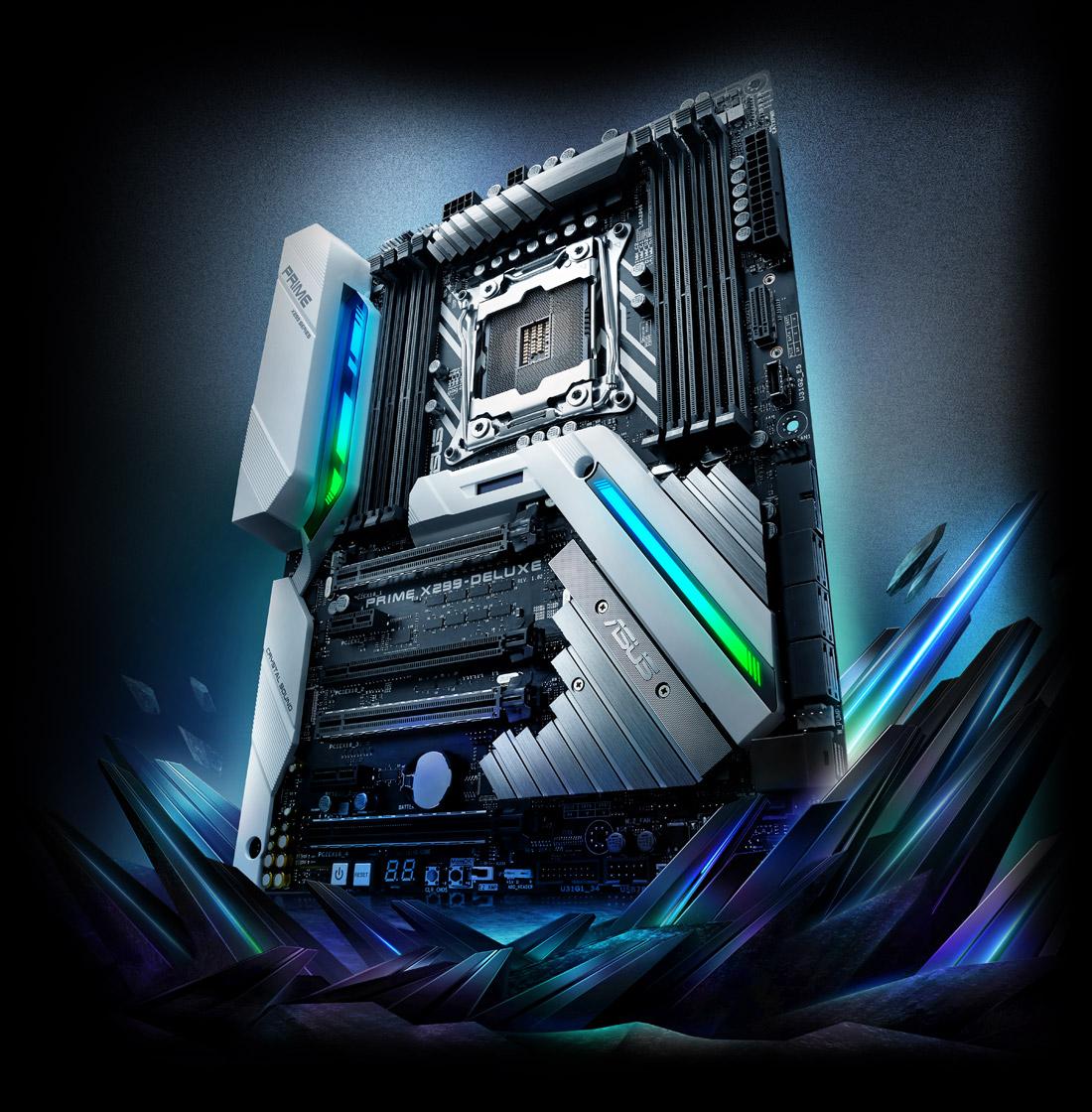 Asus S2066 Atx Prime X299
