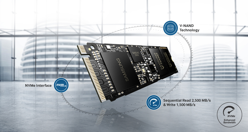 Experience a next-generation SSD today