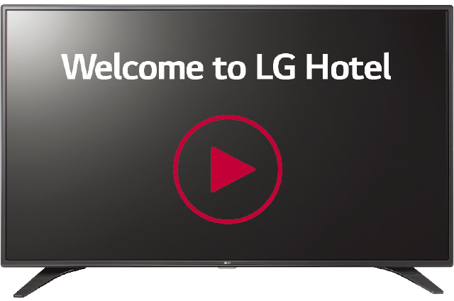 Welcome Video/screen