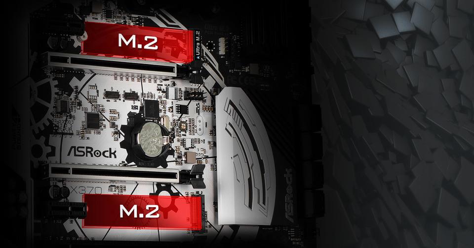 Asrock AM4 ATX X370 Taichi Motherboard | Computer Alliance