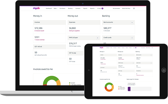 MYOB Essentials is the best cloud accounting for most small business. It's cost effective and easy to use.