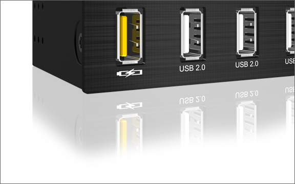 icy box ib-867-b 525 usb 30 multi card reader