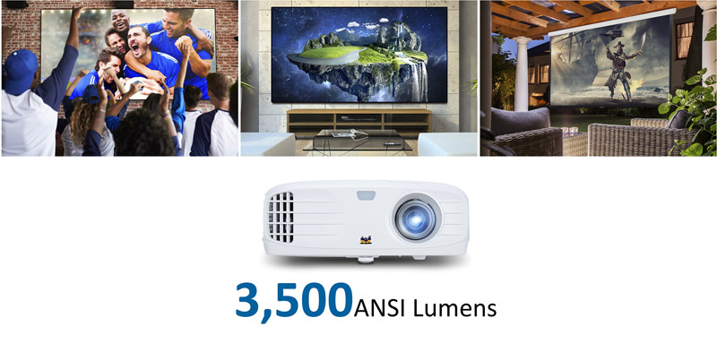 viewsonic px700hd fhd 3500 ansi projector