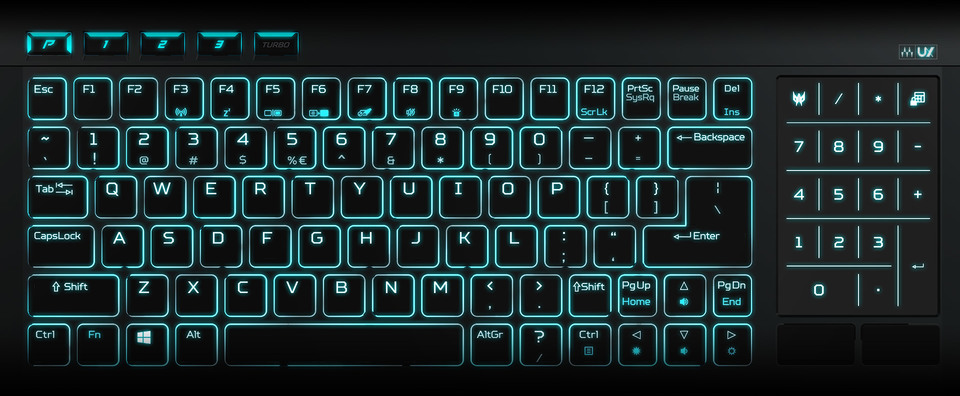 Acer Predator Triton 900 17 3
