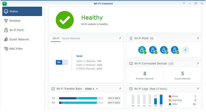 Synology MR2200ac Mesh Wireless-AC Router   Computer Alliance