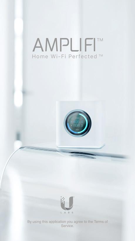 ubiquiti afi-r-p-bu amplifi router 1x mesh point bundle pack medium size home or office