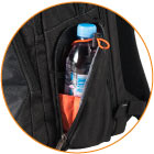 Multi-Functional Side Pockets with Water Bottle Loop