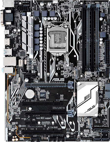 ASUS S1151 ATX PRIME-H270-PRO DDR4 Motherboard | Computer Alliance