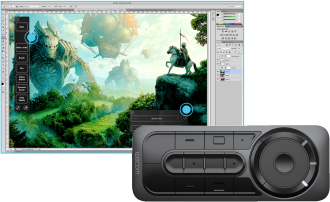 Cintiq 27QHD touch feature image 4