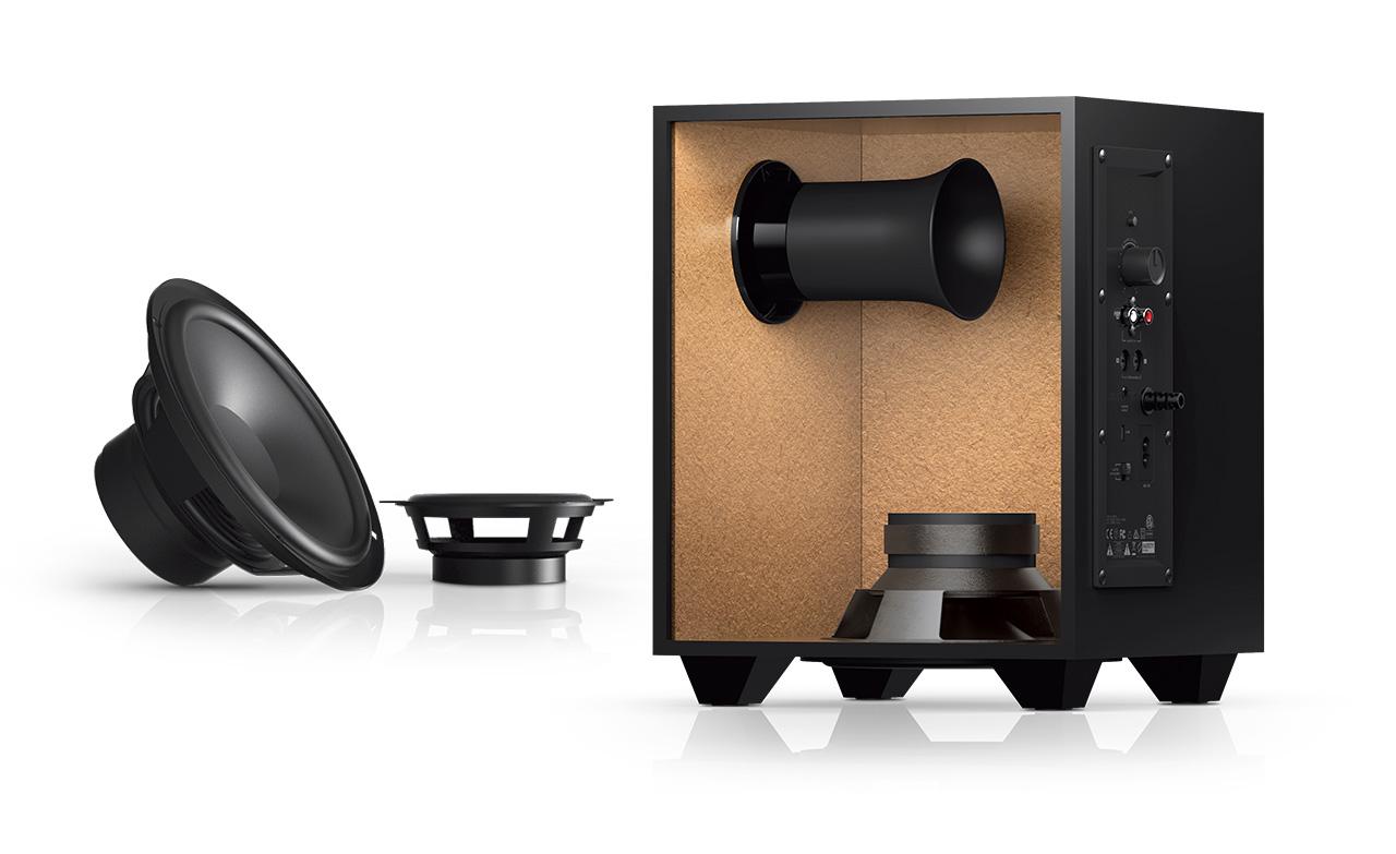 Creative Sbs X Kratos S5 Usb 2 1 Rgb Speakers Computer