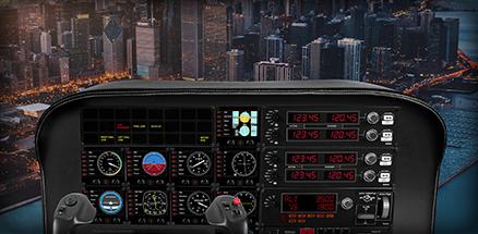 Logitech G Flight Simulator Aircraft Switch Panel | Computer