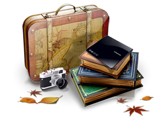 Travel lighter with this travel writer.
