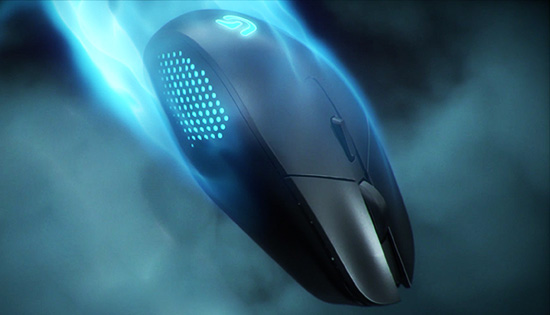 logitech wired g302 daedalus prime moba gaming mouse pn 910-004210