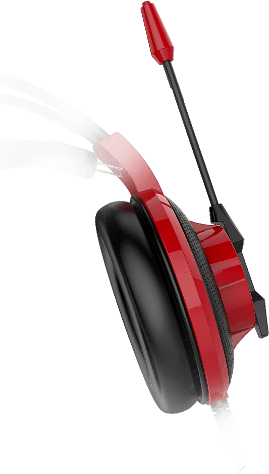msi ds501 35mm gaming headset with microphone