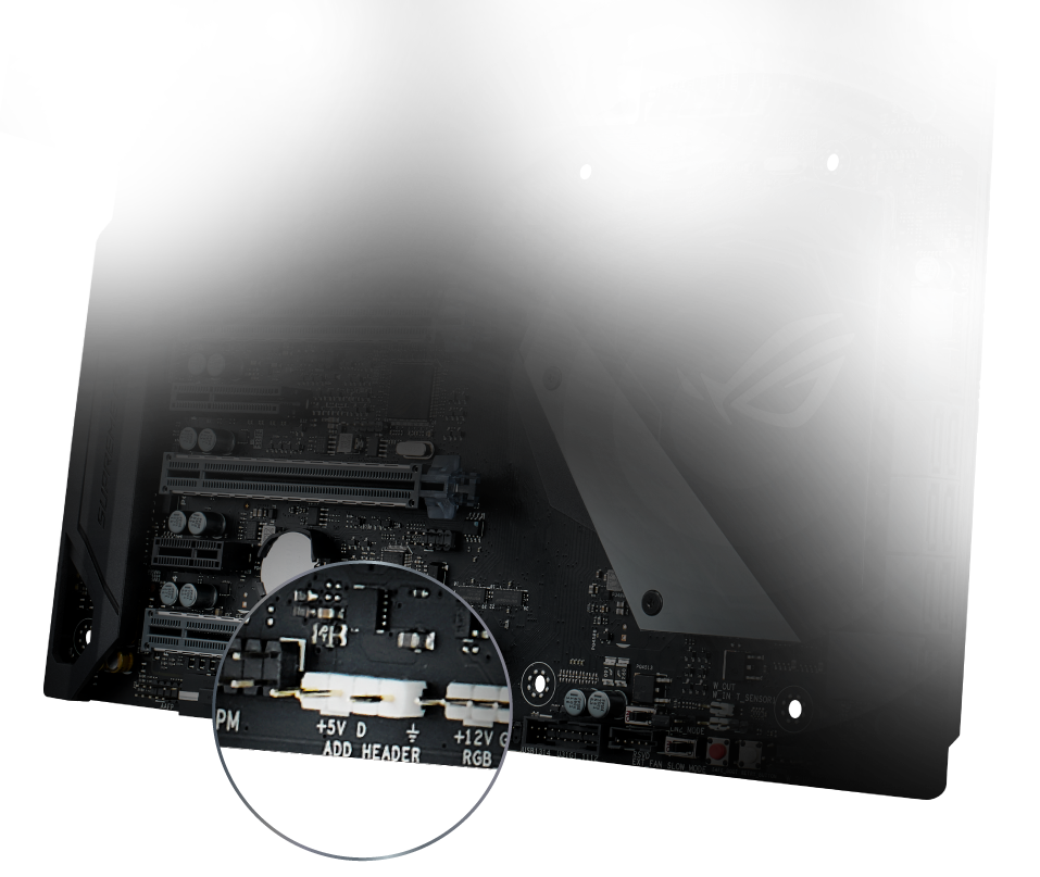 ASUS TR4 EATX ROG Zenith Extreme Motherboard | Computer Alliance