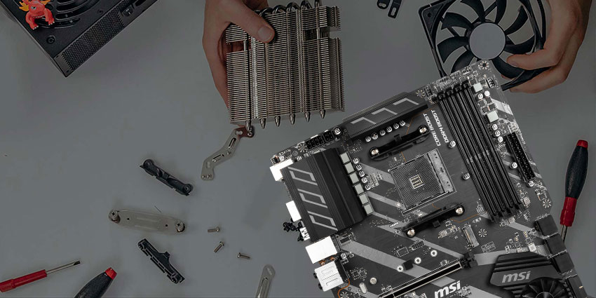 MSI AM4 ATX X570-A PRO DDR4 Motherboard | Computer Alliance