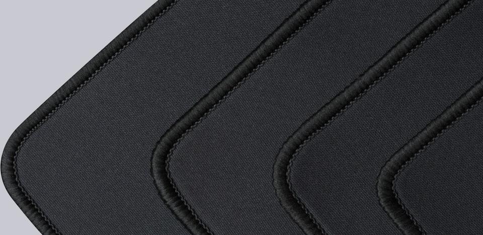 Seamless anti-fray stitching