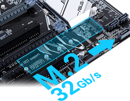 ASUS S1151 ATX PRIME-H270-PLUS DDR4 Motherboard | Computer