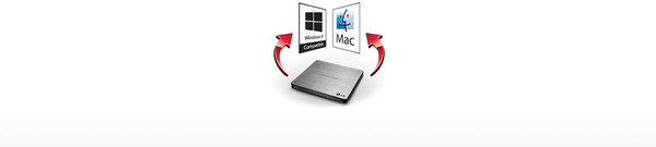 Win8 & Mac OS Compatible