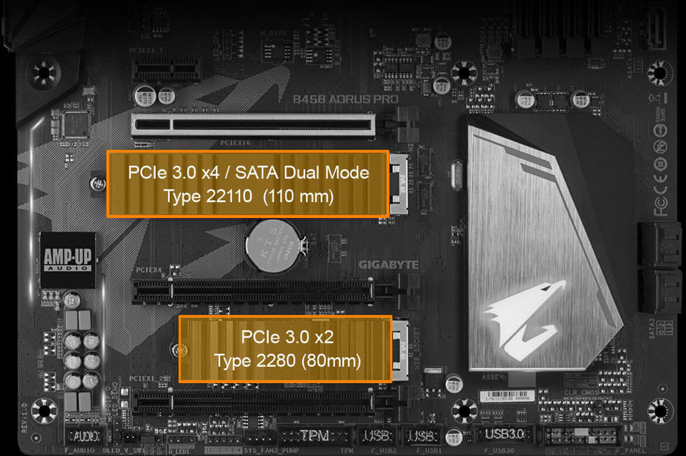 Gigabyte AM4 ATX B450 AORUS PRO DDR4 Motherboard | Computer Alliance