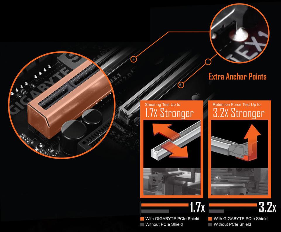 Gigabyte S1151 ATX Z390 AORUS Ultra DDR4 Motherboard | Computer Alliance