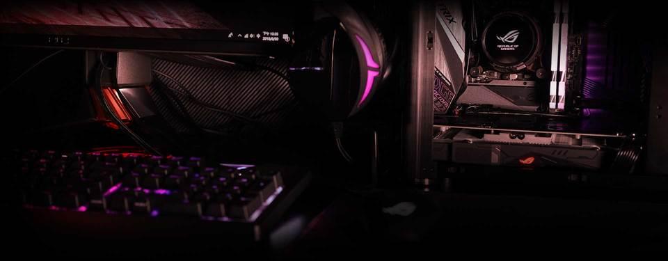 ASUS S1151 Mini ITX ROG STRIX Z390-I GAMING DDR4 Motherboard