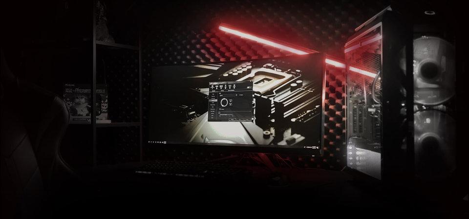 ASUS S1151 ATX ROG MAXIMUS XI HERO WIFI DDR4 Motherboard