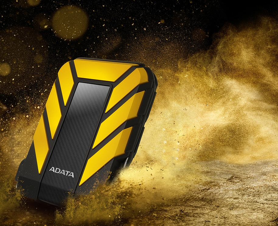 5tb adata hd710p pro durable waterproof shock resistant usb30 portable hdd black pn