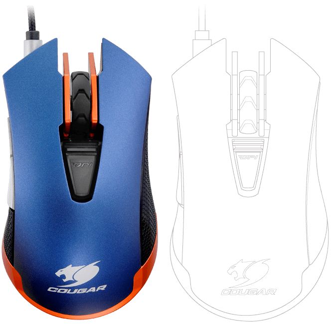 COUGAR 550M - COUGAR 550M Gaming Mouse