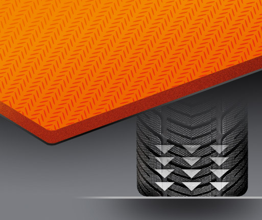 Gaming Mouse Pad - SPEED series - Anti-Slip Rubber Base