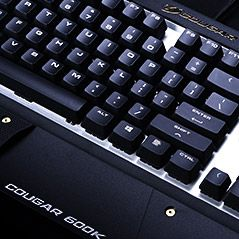 COUGAR 600K - The Essence of Gaming