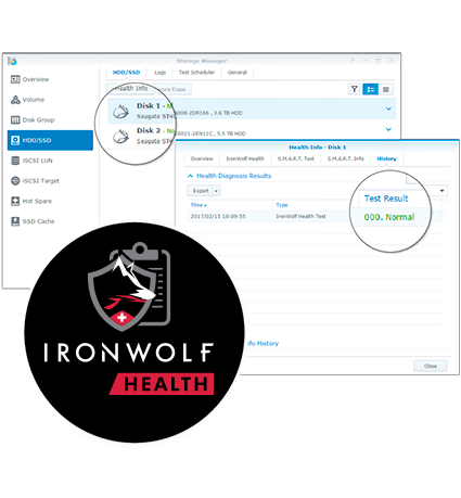 IRONWOLF HEALTH