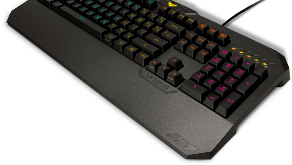 a0dffd1eb13 ASUS Wired TUF Gaming K5 RGB Mech-Brane USB Keyboard | Computer Alliance