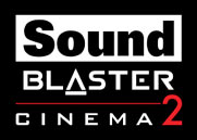 Creative Sound Blaster Cinema 2