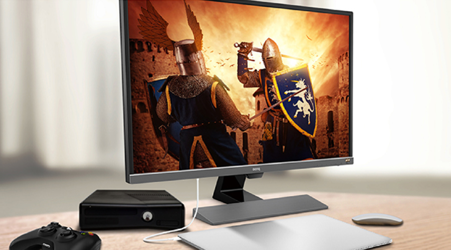 315 benq 4k led hdr freesync gaming monitor