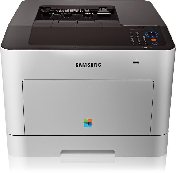 Samsung CLP-680DW Network/Wireless/Duplex Colour Laser Printer