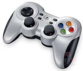 Logitech Wireless F710 Gamepad PN 940-000119