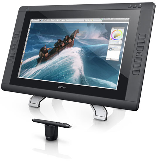"22"" Wacom Cintiq HD Interactive Pen Display PN DTK-2200/K0-C"