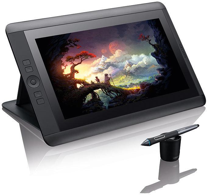 """13.3"""" Wacom Cintiq 13HD DTK-1301/K0-C Interactive Pen Display"""