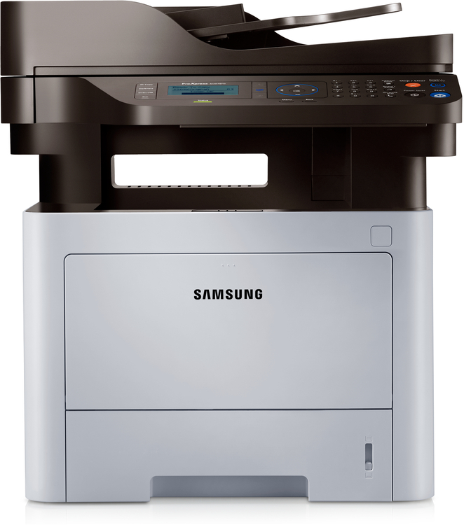 Samsung SL-M3870FW Multifunction Network/Wireless/Fax Mono Laser Printer