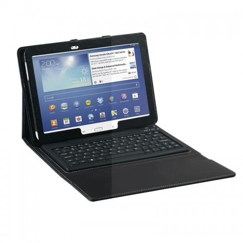 Mbeat Galaxy Tab3 10.1 Keyboard Case Folio Kit Black PN MB-TAB3-KIT