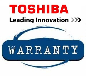 2 Year Extended Warranty for Toshiba Notebooks