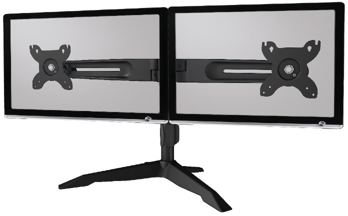 Aavara DS200 Dual LCD Monitor Stand up to 24""