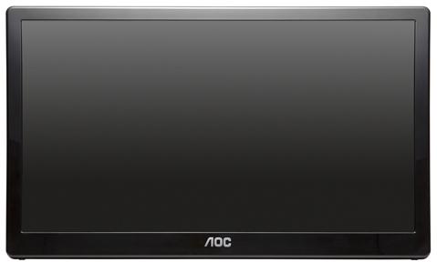 """15.6"""" AOC E1659FWU Portable USB Power LED Monitor"""