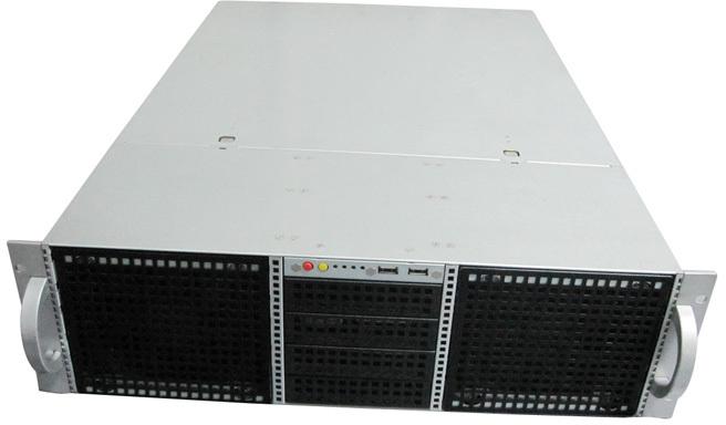 Tgc Atx Tgc 39650g 3u Rackmount Server Case No Psu