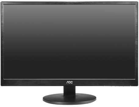 28 Quot Aoc M2870vq Mva Led Monitor With Speakers Computer