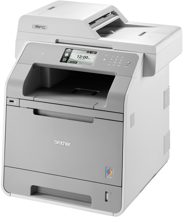 Brother MFC-L9550CDW Wireless Colour Laser Multifunction Printer