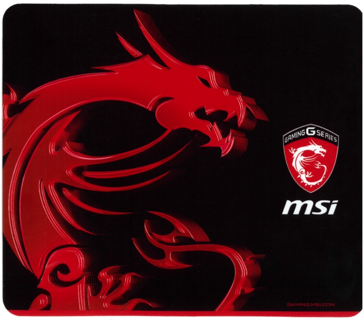 Msi Just Game Mouse Pad Computer Alliance